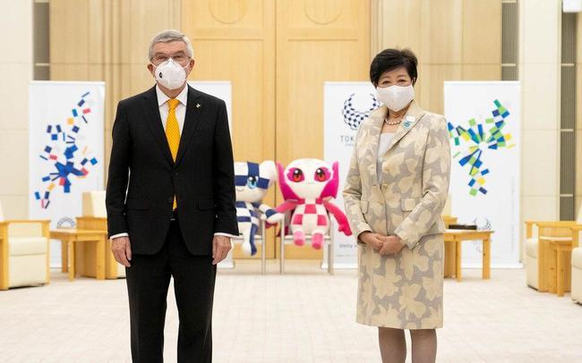 东京奥运入场观众数有限制 IOC承担疫苗费用