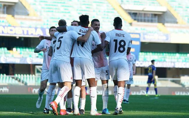 AC米兰2020年代积分破百 创下队史客场赢球纪录