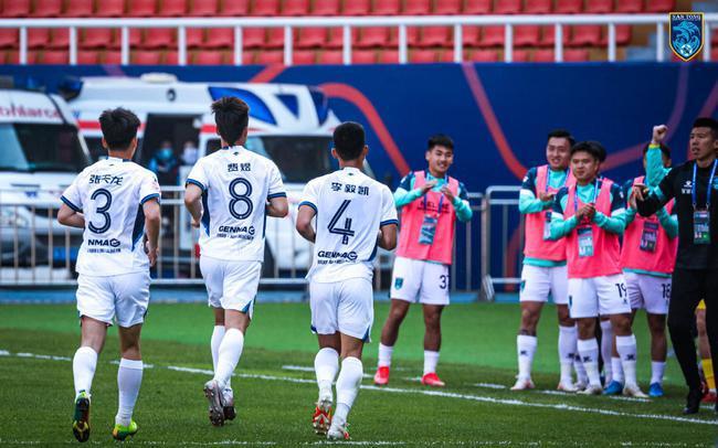 费煜:在南通享受足球乐趣 赛季目标放在心里
