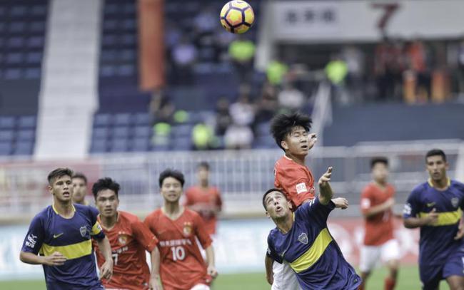 足协鼎力支持 U17冠军赛开踢填补高水平赛事空白