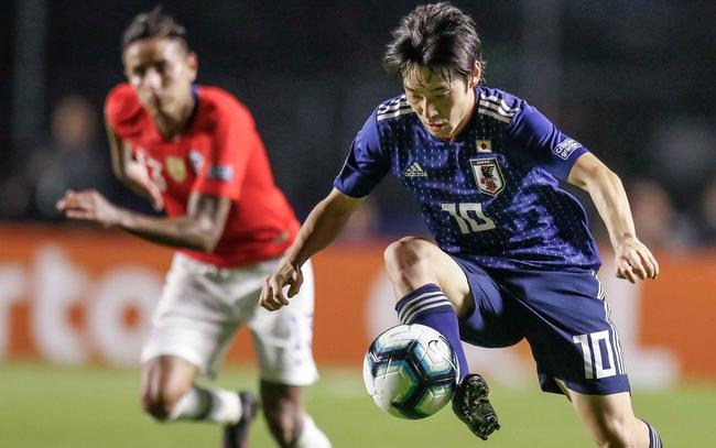 日本固然被血洗,但踢出来的比赛内容不错