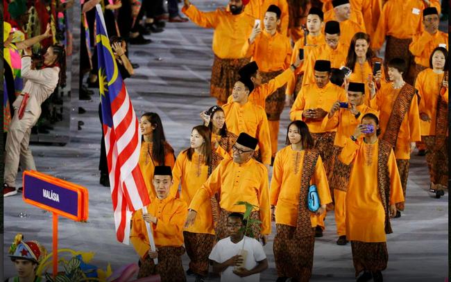 《【煜星在线平台】李宗伟回忆里约奥运担任旗手 庆祝大马建国63周年》