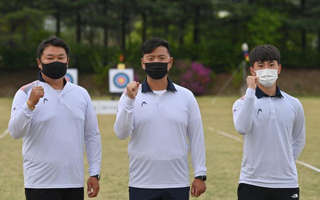 韩国射箭队公布6人奥运名单 两名奥运冠军压阵