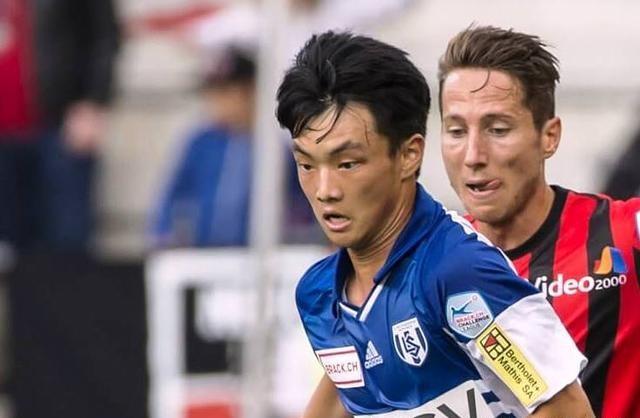 华裔小将不符合要求未留队 泰达仍考虑归化球员