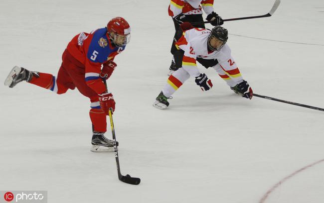 0比7惨败于克罗地亚 世锦赛中国男冰遭遇两连败