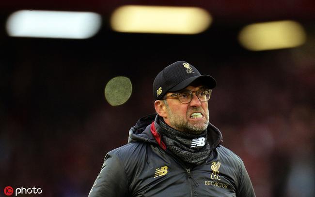 克洛普:没人能真正防住梅西 但利物浦会试试