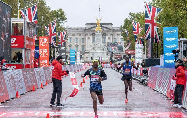 2021伦敦马拉松要搞事情