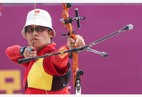 射箭项目东京奥运会模拟赛落幕 国家队夺得5冠