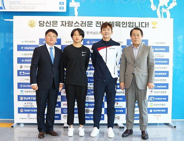 韩国公开赛移至全罗南道 李龙大安洗莹任宣传大使