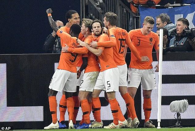 这支年轻的荷兰很有韧性