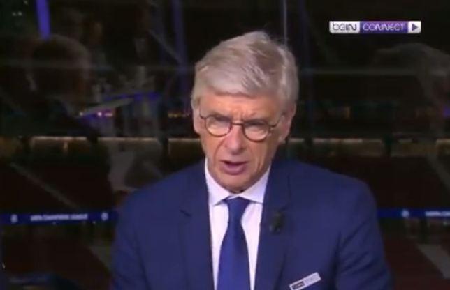 温格谈阿森纳欧联杯失败