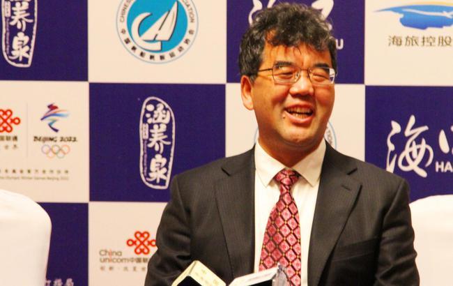 亚博:锦州副市长马忠英:成长风帆活动我们是四有城市