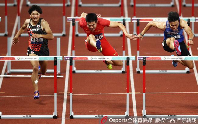 孙海平:中国110米栏处境为难 青少年人才欠缺