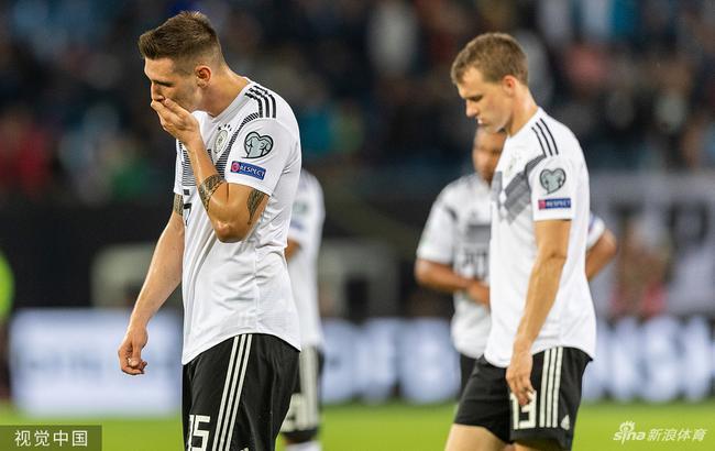 德国主场2-4遭荷兰反转