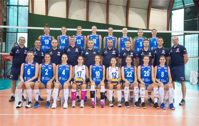 塞尔维亚女排世界杯名单:米哈拉西奇博斯均缺席