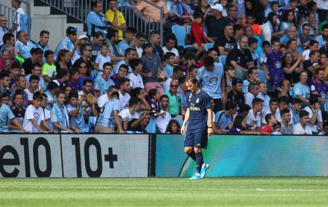 皇马官方宣布莫德里奇受伤 恐无缘欧冠对阵大巴黎