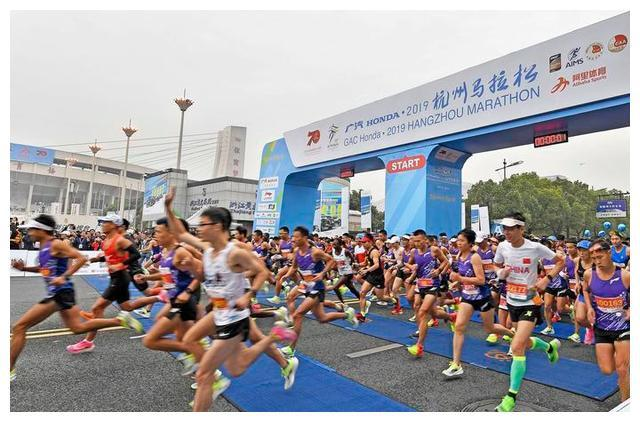 全球马拉松赛事排行榜出炉 杭马再度入选世界百强