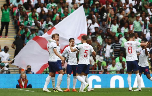 英格兰2-1尼日利亚