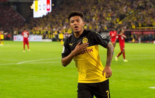 德超级杯-神勇诺伊尔难阻桑乔传射 拜仁0-2负多特