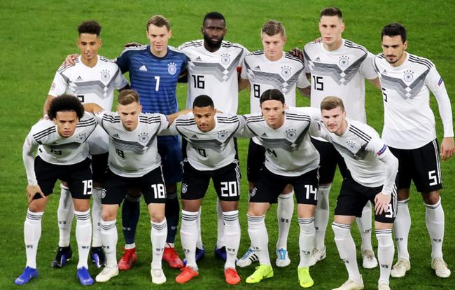 德国战绩糟糕降级