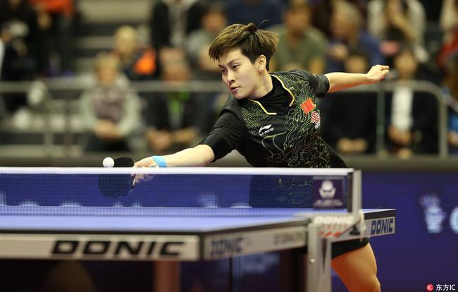 馮亞蘭(乒乓球)