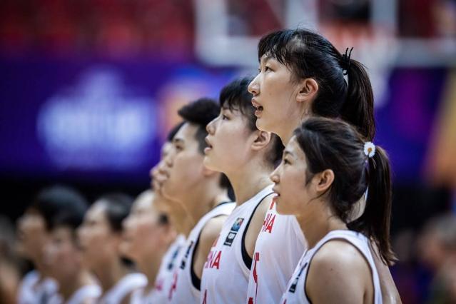 【博狗扑克】中国女篮半决赛迎战韩国 上一次交手40分大胜