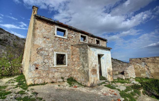 莫德里奇曾经住过的房子