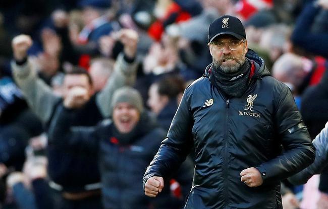克洛普:利物浦球迷更想英超夺冠 但不会放弃欧