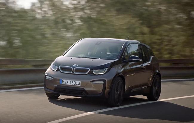 新纯电动BMW i3快充款