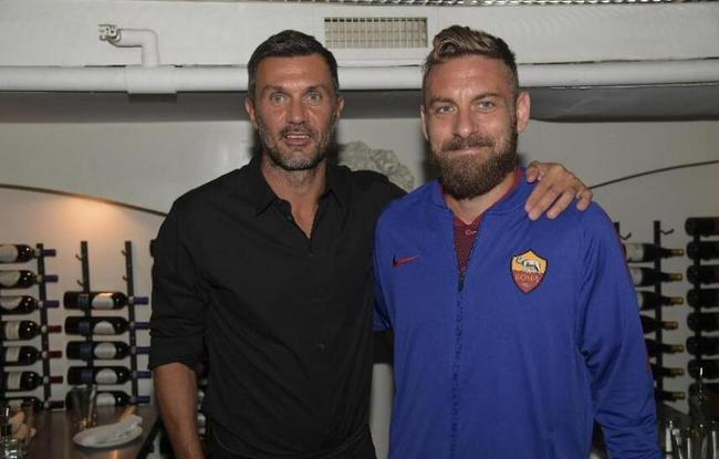 马尔蒂尼:震惊德罗西离罗马 他是伟大队长我钦佩