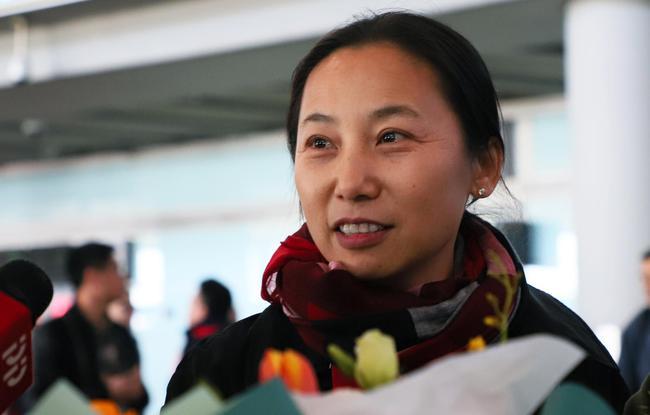 李琰现身二青会 中国滑冰协会发力后备人才培养