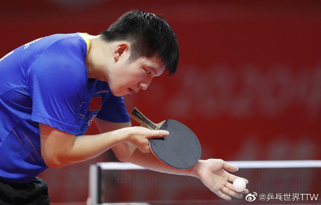 模拟赛让国乒找到大赛感觉 李隼:这就是奥运会!