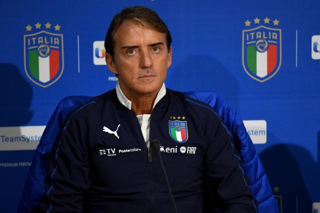曼奇尼:意大利联赛应就此结束 若有条件再重启