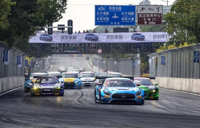 CEC中国汽车耐力锦标赛于武汉完善了第二分站决赛掠夺