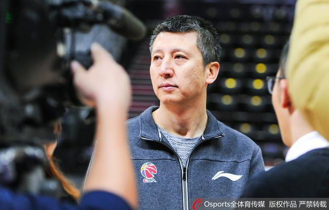 郭士强:会控制继伟的时间 春节球队把训练做好