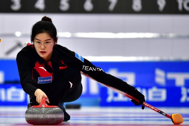 中国女子B队胜美国女队