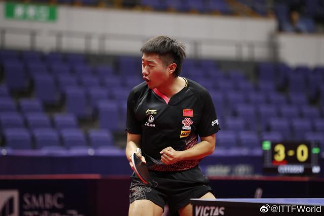 本次收获的亚军是赵子豪在国际赛事中的最益收获