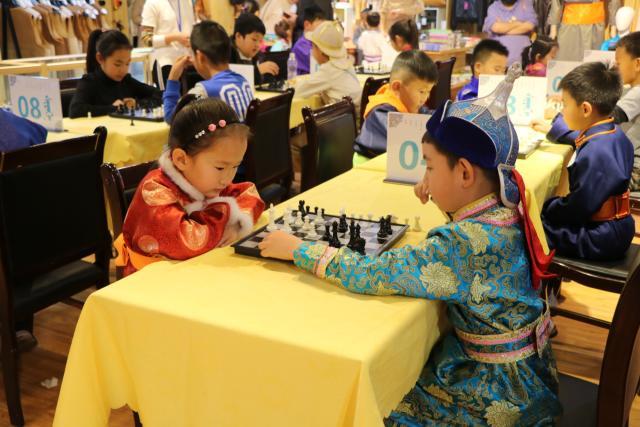 蒙古象棋比赛