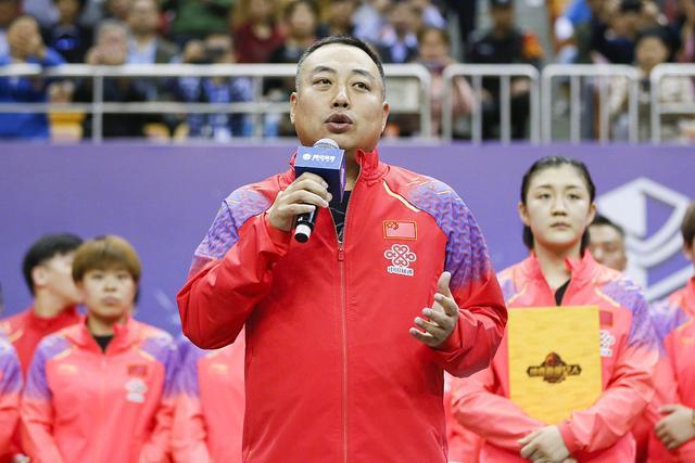 奥运延期刘国梁称重点调整心态:3年可以参加两次