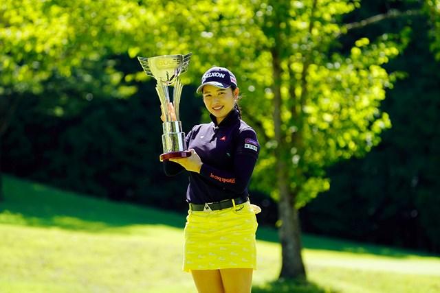高尔夫5女子赛小祝樱赢第二胜 石昱婷T11日巡最佳