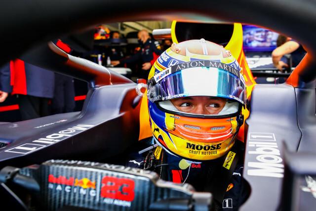 F1| 阿尔本对退赛很失望:我们本可以有所作为