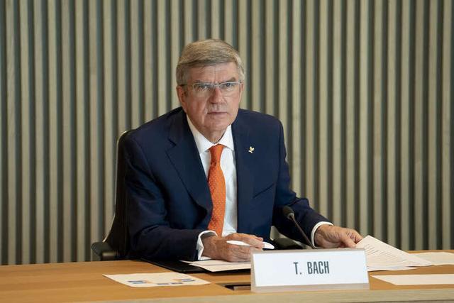 东京奥组委主席:巴赫5月中旬访日计划可能取消