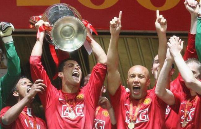 2008年的曼聯最強?