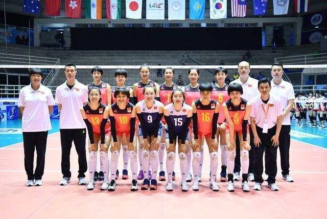 女排亚少赛中国1
