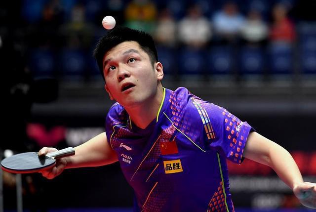 奥运模拟赛樊振东错失1赛点 4-2王楚钦进男单决赛
