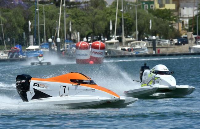 吴昺辰驾驶88号赛艇,正在本年的葡萄牙波我蒂芒青年粗英赛上阐扬超卓