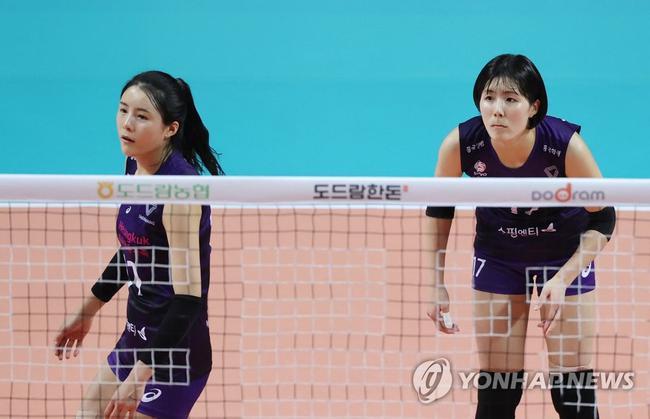 韩国女排双胞胎队员因校园霸凌被剥夺国家队资格