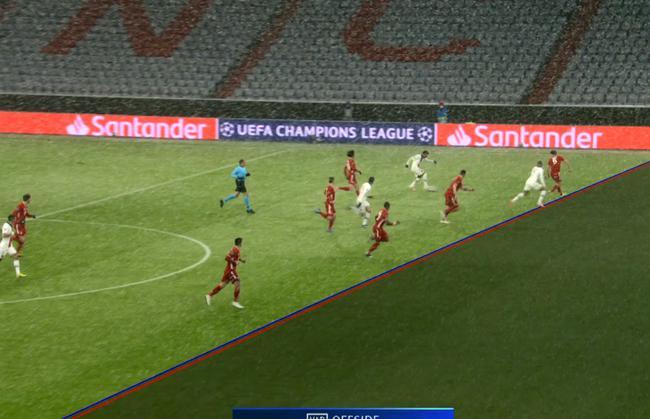 欧冠-姆巴佩2球内马尔2助 穆勒破门 拜仁2-3巴黎