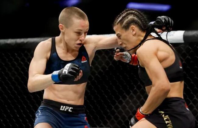 UFC女子比赛