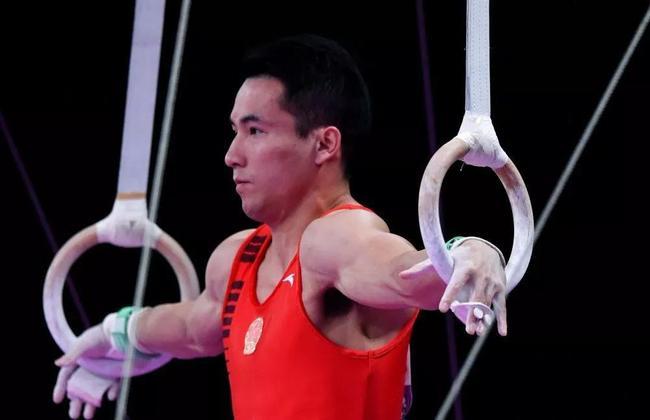邓书弟东京奥运继续追梦:全能和四个单项都有想法